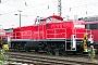 """Deutz 58339 - Railion """"294 669-7"""" 03.08.2008 - Hagen-Vorhalle, Triebfahrzeug ServicestelleIngmar Weidig"""