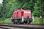 "Deutz 58339 - DB Cargo ""294 669-7"" 30.07.2020 - Duisburg, Abzweig LotharstraßeOliver Buchmann"