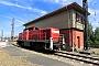 """Deutz 58343 - DB Cargo """"294 673-9"""" 05.08.2018 - Mannheim-RheinauErnst Lauer"""