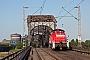 """Deutz 58344 - DB Schenker """"294 674-7"""" 04.06.2010 - Duisburg-Baerl, Haus-Knipp-BrückeMalte Werning"""
