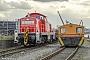 "Deutz 58344 - Railion ""294 674-7"" 02.03.2007 - Duisburg-Wanheimerort, Anschluss ScharrerRolf Alberts"