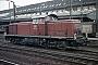 "Deutz 58345 - DB ""290 175-9"" 15.02.1977 - Bremen, HauptbahnhofNorbert Lippek"