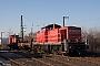 """Deutz 58345 - DB Cargo """"294 675-4"""" 22.01.2017 - Hagen-Vorhalle, TriebfahrzeugservicestelleIngmar Weidig"""