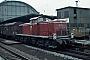 "Deutz 58346 - DB ""290 176-7"" 22.08.1975 - Bremen, HauptbahnhofNorbert Lippek"