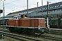 "Deutz 58347 - DB ""290 177-5"" 26.04.1974 - Bremen, HauptbahnhofNorbert Lippek"