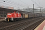"""Deutz 58350 - DB Cargo """"294 680-4"""" 09.10.2018 - Kassel-WilhelmshöheChristian Klotz"""