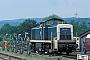 "Deutz 58351 - DB AG ""290 181-7"" 08.08.1997 - Gottenheim, BahnhofIngmar Weidig"