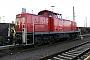 """Deutz 58353 - Railion """"290 183-3"""" 14.11.2004 - Mannheim, BahnbetriebswerkErnst Lauer"""