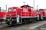 """Deutz 58354 - Railion """"294 684-6"""" 23.11.2003 - Mannheim, Railion BetriebshofErnst Lauer"""