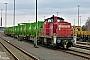 """Deutz 58355 - DB Cargo """"294 685-3"""" 18.03.2018 - Weiden (Oberpfalz)Stephan John"""