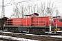 """Deutz 58356 - DB Schenker """"294 686-1"""" 25.02.2013 - Bebra, RangierbahnhofThomas Reyer"""
