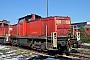 """Deutz 58359 - DB Schenker """"290 189-0"""" 07.03.2010 - SaalfeldSven Hoyer"""