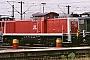 """Deutz 58359 - DB Cargo """"290 189-0"""" 29.07.1999 - Mannheim, BetriebshofErnst Lauer"""