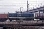 "Deutz 58360 - DB""290 190-8"" 18.02.1987 - Mannheim, RangierbahnhofIngmar Weidig"