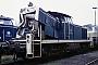 """Deutz 58360 - DB """"290 190-8"""" 14.04.1993 - Bremen, AusbesserungswerkNorbert Lippek"""