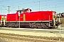 """Deutz 58360 - DB Cargo """"290 190-8"""" 22.01.2002 - München, Bahnbetriebswerk München-NordHeiko Müller"""