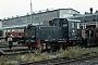 "DWK 643 - DB ""270 054-0"" 08.08.1979 - Bremen, AusbesserungswerkNorbert Lippek"