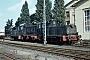 "DWK 643 - DB ""270 054-0"" 12.09.1979 - Bremen, AusbesserungswerkNorbert Lippek"