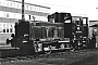 "DWK 643 - DB ""270 054-0"" 28.07.1975 - Ludwigshafen, Bahnbetriebswerk HauptbahnhofHarald S"