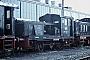 "DWK 673 - DB ""270 057-3"" 11.07.1979 - Bremen, AusbesserungswerkNorbert Lippek"