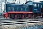 """DWK 688 - VBV """"V 36 311"""" 13.04.1985 - Wittingen, OHE-BahnhofIngmar Weidig"""