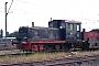 """DWK 731 - DB """"270 051-6"""" 06.07.1975 - Hamm (Westfalen), BahnbetriebswerkMichael Hafenrichter"""
