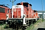 """Esslingen 5186 - DB Cargo """"360 347-9"""" 18.06.2000 - Mannheim, BahnbetriebswerkErnst Lauer"""