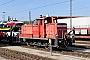 """Esslingen 5265 - DB Cargo """"362 896-3"""" 24.04.2017 - Ingolstadt, Bahnhof Ingoldstadt NordRalf Lauer"""