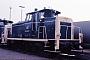 """Esslingen 5270 - DB """"361 042-5"""" 31.10.1987 - Mannheim, BahnbetriebswerkErnst Lauer"""