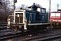 """Esslingen 5270 - DB AG """"365 042-1"""" 31.12.1995 - Mannheim, HauptbahnhofErnst Lauer"""