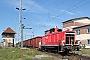 """Esslingen 5270 - DB Schenker """"363 042-3"""" 04.09.2012 - WismarEdgar Albers"""
