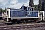 "Gmeinder 5041 - DB ""360 023-6"" 04.08.1989 - Kassel, AusbesserungswerkNorbert Lippek"