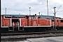 """Gmeinder 5041 - DB Cargo """"360 023-6"""" 08.07.2001 - Mannheim, BahnbetriebswerkErnst Lauer"""