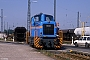 "Gmeinder 5117 - SWEG ""V 70"" 16.06.1989 - Achern, Bahnhof AchertalbahnIngmar Weidig"