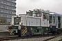 """Gmeinder 5419 - RET """"6001"""" 18.02.1999 - Rotterdam, RET Metrowerkplaats HilledijkMaarten van der Willigen"""