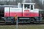 """Gmeinder 5468 - AVIA """"Tm 237 867-7"""" 16.11.2008 - Muttenz AuhafenTheo Stolz"""
