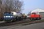 """Gmeinder 5471 - NIAG """"12"""" 18.04.2006 - Moers, Vossloh Locomotives GmbH, Service-ZentrumWerner Schwan"""