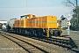 """Gmeinder 5477 - SWEG """"V 126"""" 31.10.1980 - Schwarzach, BahnhofStefan Motz"""