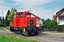 """Gmeinder 5483 - Wieland """"M 5357"""" 01.07.2002 - VöhringenSteffen Hartwich"""