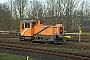 Gmeinder 5496 - Northrail 27.01.2015 - HusumNahne Johannsen