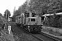 "Gmeinder 5502 - HHA ""8017"" 14.06.1982 - Hamburg, GüterumgehungsbahnThomas Bade"