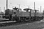 """Gmeinder 5502 - HHA """"8017"""" 14.06.1982 - Hamburg-Wilhemsburg, BahnbetriebswerkThomas Bade"""