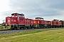 """Gmeinder 5692 - BE """"D 5"""" 28.06.2017 - Nordhorn, Bahnhof Nordhorn SüdJohann Thien"""