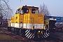 """Gmeinder 5692 - Hafen MH """"8"""" 1212.1993 - Mülheim (Ruhr), HafenbahnhofAleksandra Lippert"""