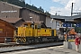 """Gmeinder 5697 - RhB """"243"""" 11.09.2014 - KlostersHarald Belz"""