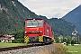 """Gmeinder 5745 - Zillertalbahn """"D 13"""" 28.07.2015 - bei SchlittersWerner Wölke"""