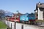 """Gmeinder 5746 - Zillertalbahn """"D 14"""" 19.04.2019 - Ried im ZillertalMartin Welzel"""