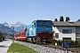 """Gmeinder 5750 - Zillertalbahn """"D 15"""" 19.04.2019 - Ried im ZillertalMartin Welzel"""