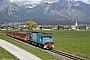 """Gmeinder 5751 - Zillertalbahn """"D 16"""" 15.04.2019 - Strass im ZillertalMartin Welzel"""
