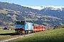 """Gmeinder 5751 - Zillertalbahn """"D 16"""" 15.03.2020 - Strass im ZillertalThomas Wohlfarth"""